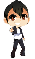 chibi gentaro by ashmish