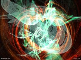 Abstract Love by Terriator