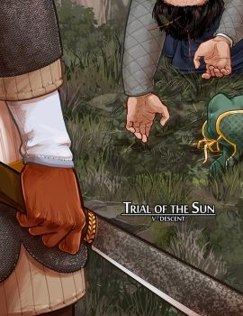 Trial of the Sun Chapter 5 Title by jeinu