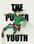 The power of youth by Giando1611990
