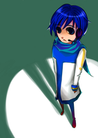 VOCALOID KAITO by K-AT87