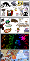 LaF Iscribble 9 by Songdog-StrayFang