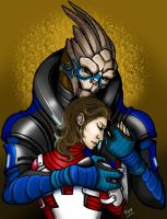 Amor extraterrestre by IRIDION22