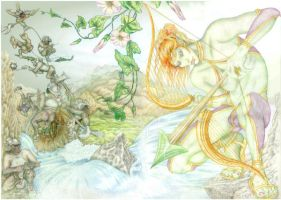Finrod by marisoly