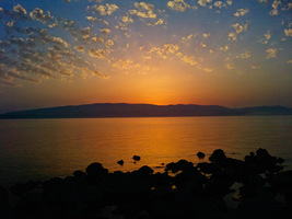 Greece Sunset 2010 -2- by IoannisCleary