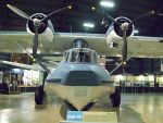 OA-10 Catalina Boat Plane nose on by KilikRhydin