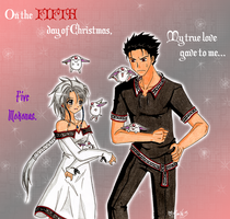 :+: 5 Day of Christmas 08 :+: by zoro4me3