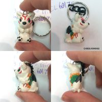 Ammy Cellcharm by ChibiSilverWings