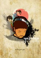 Nujabes Aniversary by SRH84