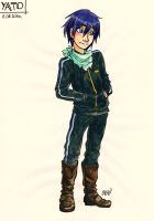 Yato by MikiMonster