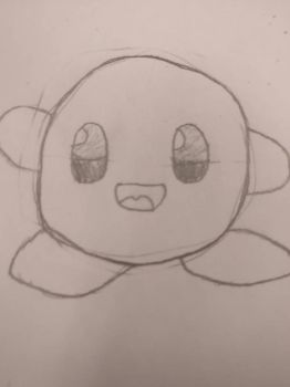 Kirby by microkirby
