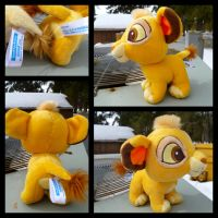 Sega Japan Simba For Sale by DoloAndElectrik