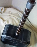 Avenger style Thor hammer 2 by NMTcreations