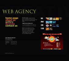 0133_Web_Agency by arEa50oNe