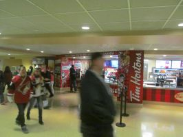 Tim Hortons' Concession Stand by BigMac1212