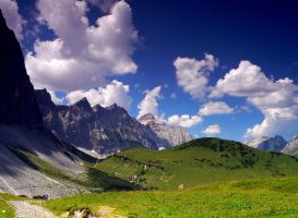 The Alps PARADISE 2 by mutrus