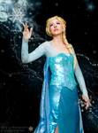 Let it Go, Elsa Cosplay by Cosmic-Empress