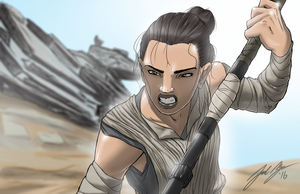 Rey by Mass-Accelorator