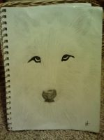 Wolfie by EpicCatLover