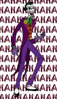 The Man Who Laughs by Gonzocartooncompany