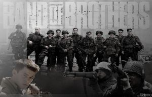band of bros wallpaper by flanno
