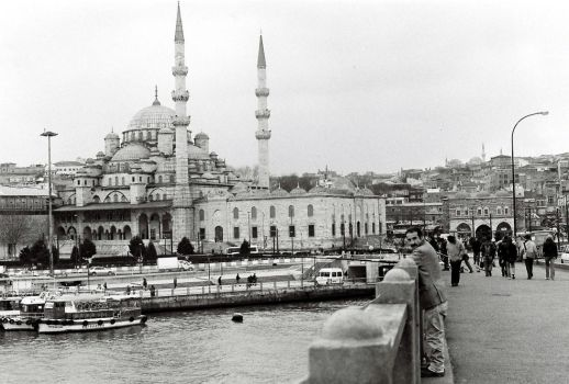 New Mosque by crato