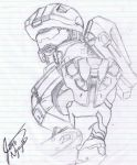 Master Chief ~ Halo by OwnedSwiftStars14