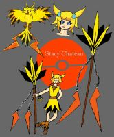 Stacy Chateau colored by hypergirlnirani