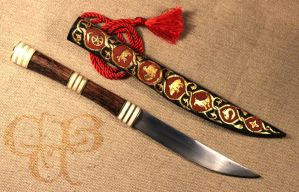 Early 14th c. table knife by cybernuth
