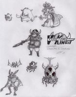 Concept - Viikin Kingit / Kings of Viikki by MarvelousCoconuts
