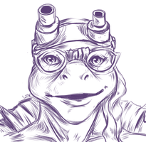 TMNT 2k14: Donnie by Fulcrumisthebomb
