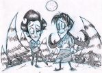 Don't Starve - Willowson - We Make A Good Team by Ka-Star