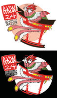 A-KON 24 T-shirt Contest Entry by Shattered-Earth