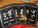 New Silent Sillies issues! by JK-Antwon