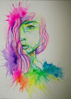 Let your true colours show by Fbench