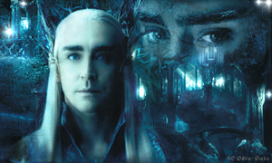 Thranduil, King of Mirkwood by LadyCyrenius