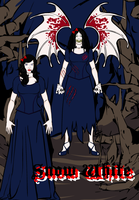 Snow White Horror by BloodlessRose