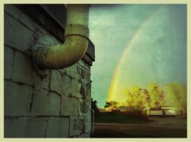 iPhoneography   Two Arcs by Gerald-Bostock