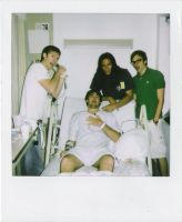 An Intersting Hospital Stay by boomboxlovin