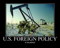 US foreign policy by mirrr1