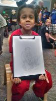 RMcDonald House Superhero Day Sketch - Spider-Man by Chauvels
