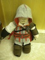 Assassin's Creed Ezio Plushie by Shogun95