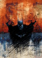 Batman by sambor