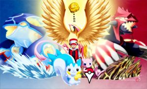 Tribute to the wonderful world of POkemon in 2014 by Ninja-Jamal