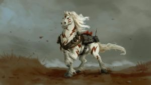 WarHorse by Lubial