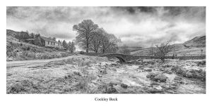 Cockley Beck  by Capturing-the-Light