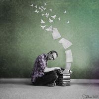 Magical Typewriter**** by Thelema001