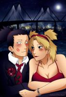 Shikatema .:Happy V-Day:. by Lilicia-Onechan