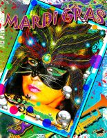 MARDI GRAS by SCT-GRAPHICS