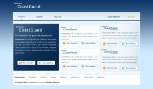 CoastGuard AntiVirus by ivelt